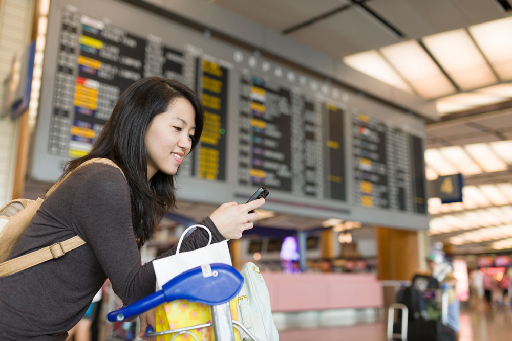 Mobile Tech for Airports Blog