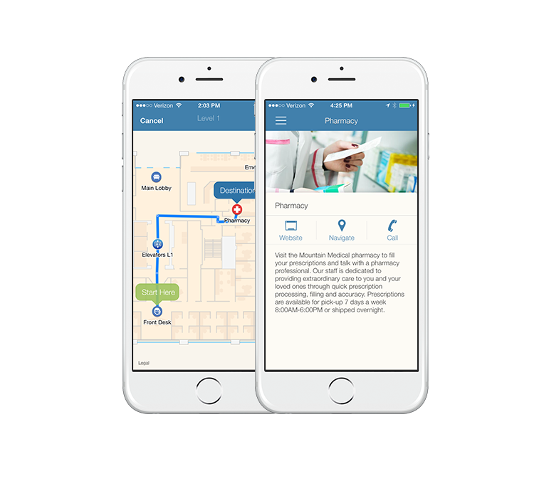 REAL-TIME INDOOR AND OUTDOOR NAVIGATION