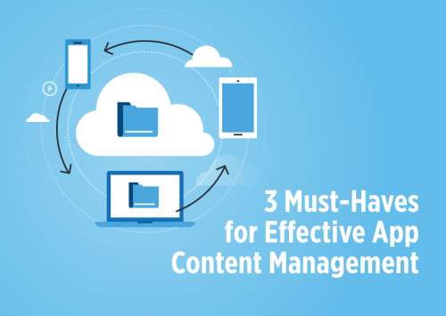 Phunware 3 Must-Haves for Effective App Content Management