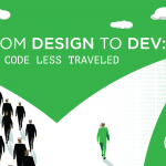 From Design to Dev: the Code Less Traveled