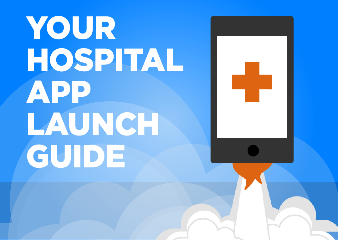 hospital wayfinding app launching guide phunware